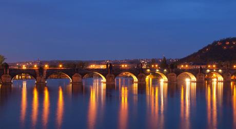 Karlsbrug in Praag