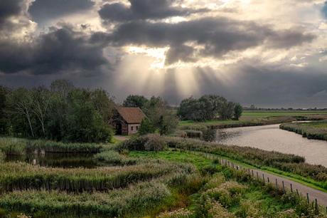 Groeten uit Bommenede, Schouwen-Duiveland.