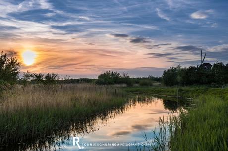 Sunset on Noorddijk