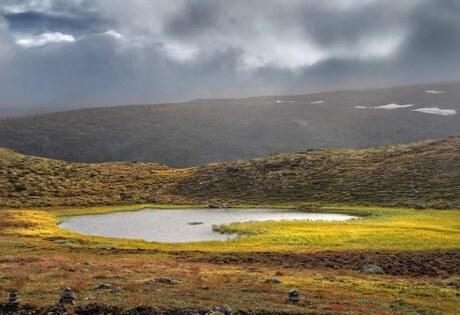 Aurlandveien Noorwegen