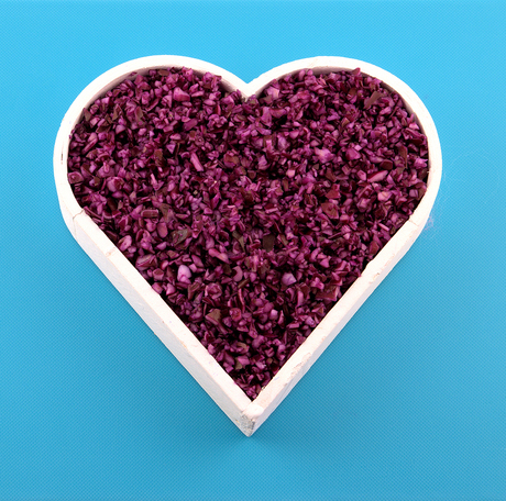 Love red cabbage
