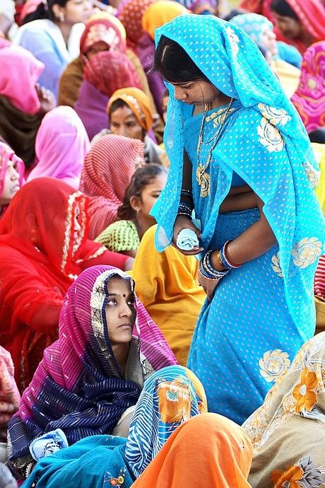 Colors of Rajastan