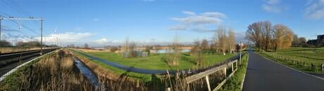 P1130765 SNEL Pano Oranjeplassen Maassluis west 31 dec 2020