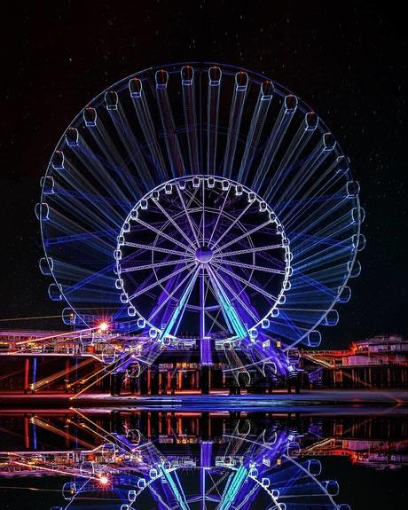 Scheveningen Night Capture! 2
