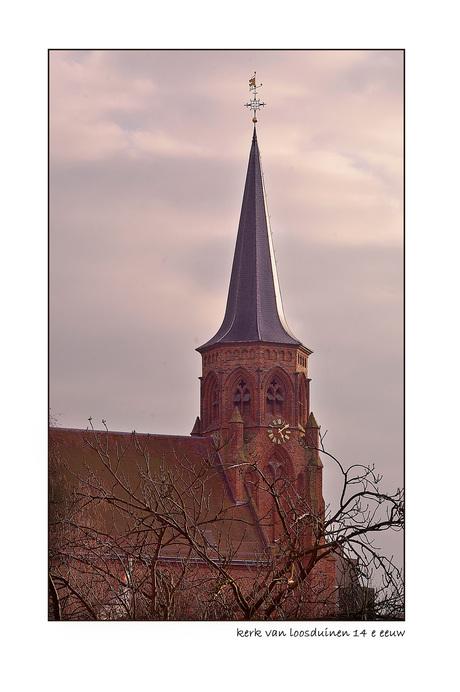 kerk van loosduinen 14e eeuw