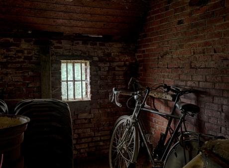 vergeten fiets