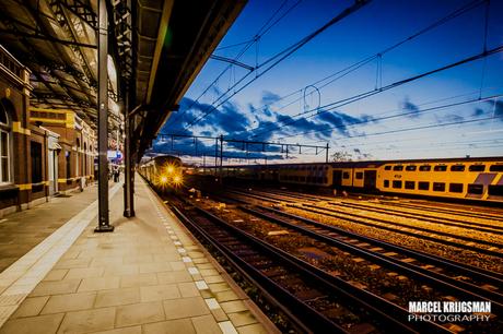 NS Station Nijmegen Centraal