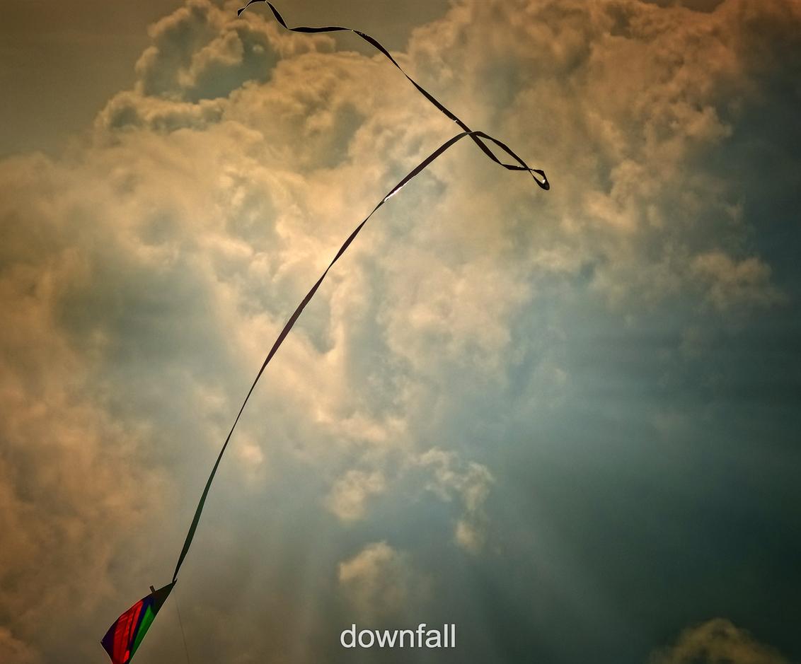 downfall 1. - - - foto door alexie op 29-08-2016
