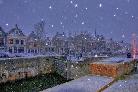 Winter in Makkum