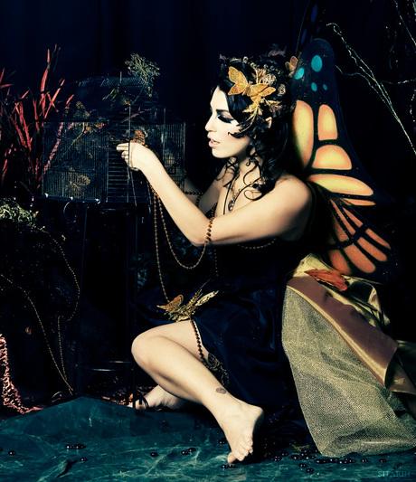 Rebecca - Butterfly Queen II