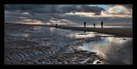 Strand, altijd mooi