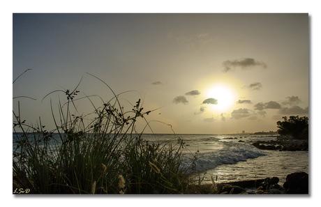Bijna zonsondergang