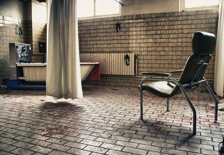 Verlaten Forest View Hospital