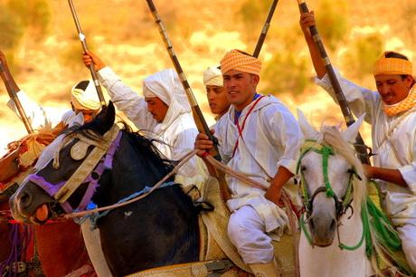war;marokko;krijger