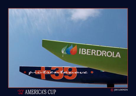 America's Cup Valencia