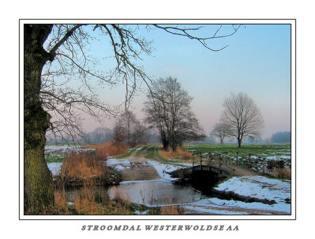 Smeerling, stroomdal Westerwoldse Aaa