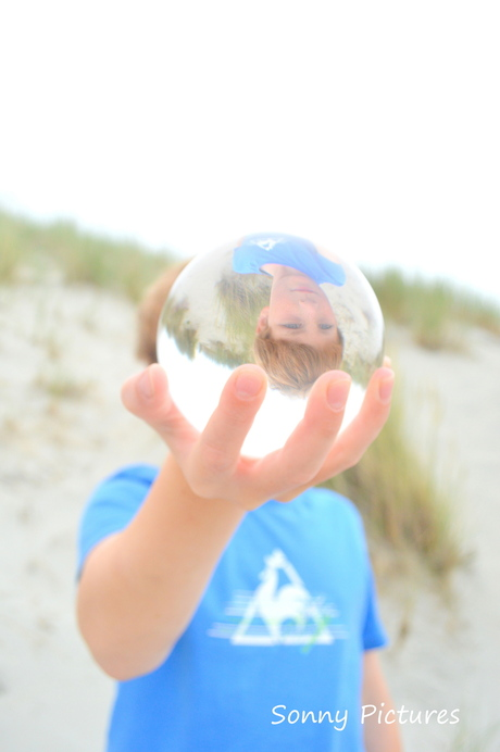 Glazenbol @ the beach