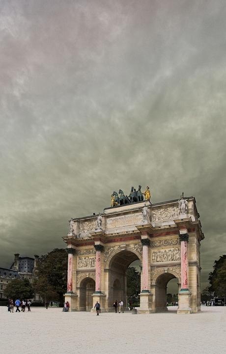 Duistere Arc van Napoleon