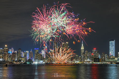 Chinese New Year Fireworks, NYC