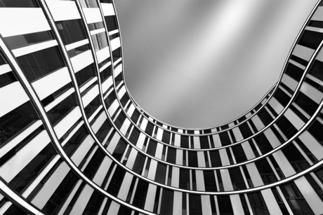 Curved lines ...