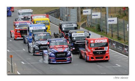 Truckrace 2009 Zolder