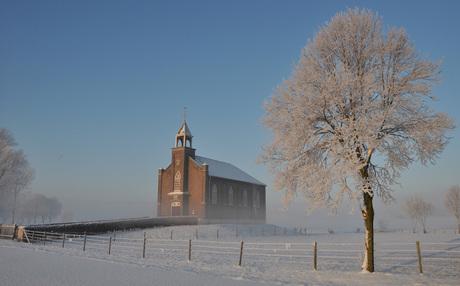 Kerkje Homoet