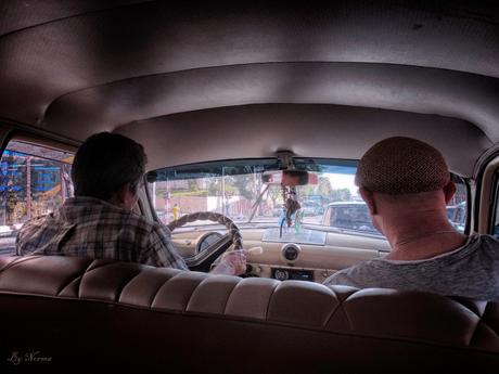 Taxicab Havana