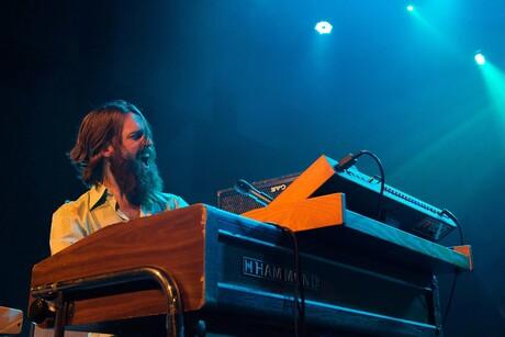 Robin Piso, toetsenist DeWolff