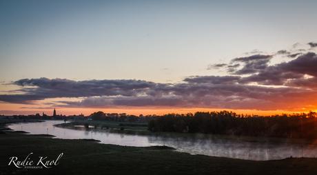 zonsopkomst Zutphen