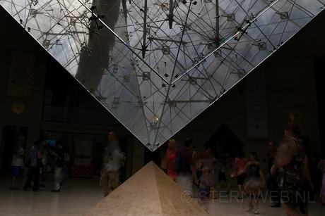 Pyramide upside down