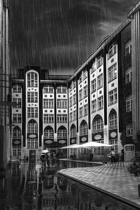regenachtig