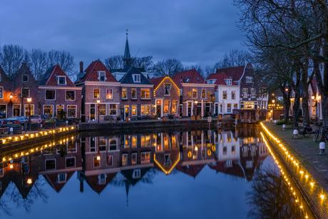 Kerstmis in Spaarndam