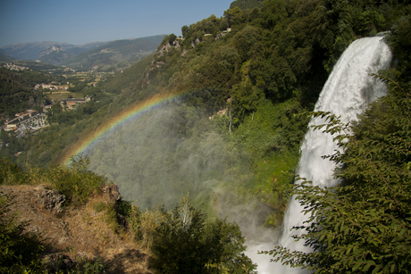 Marmore watervallen
