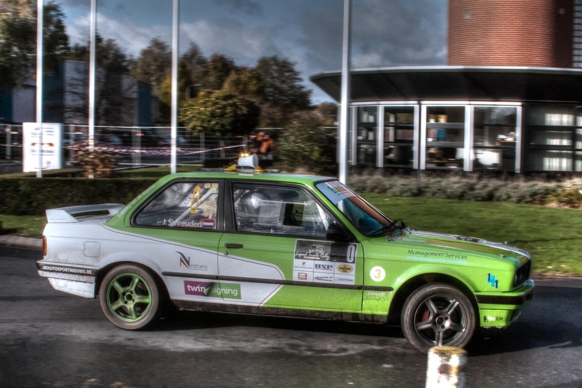 rallyauto 1 - Twente-rally - foto door jkt001 op 09-11-2014 - deze foto bevat: rally, rallyauto