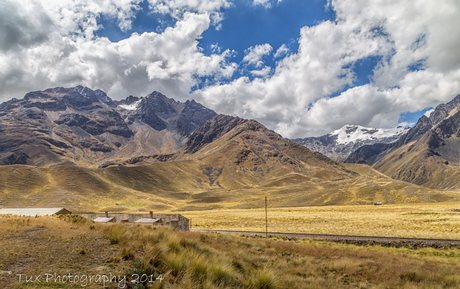 From Puno to Cuzco (Peru)