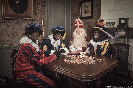 Sinterklaas vergadering