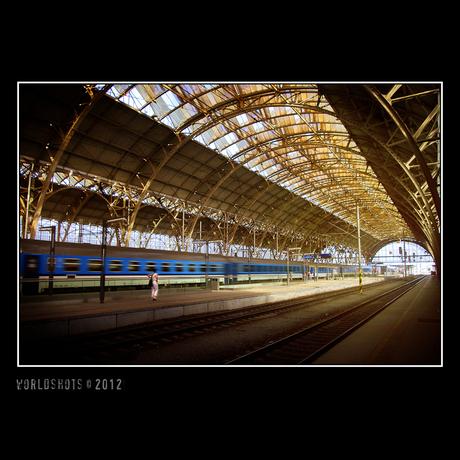 station Praag