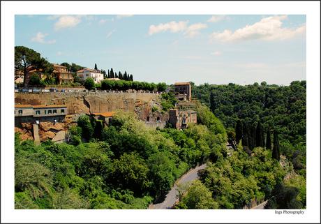 Italië 11 - Toscane - Pitigliano