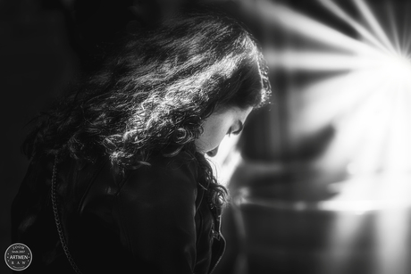 Prayer in silence
