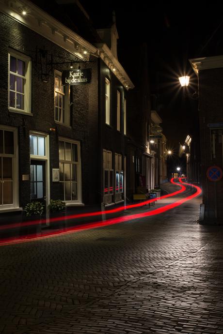 Blokzijl by night