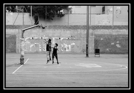 Street sports.