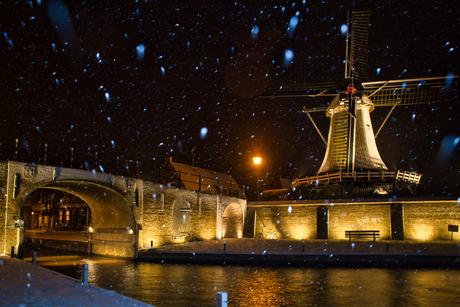 Winter in Sloten