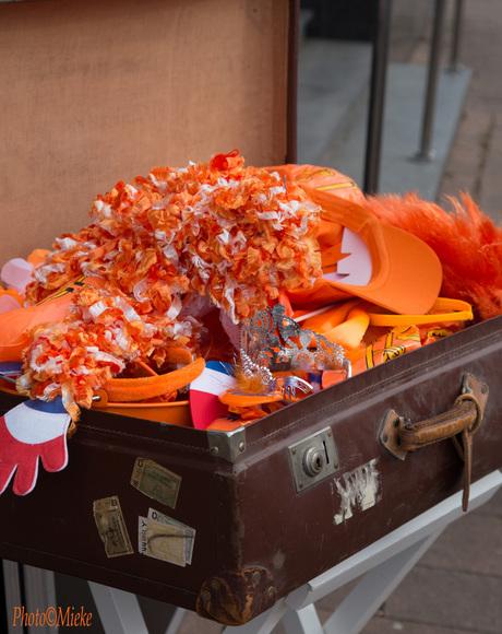 Oranjekoffer