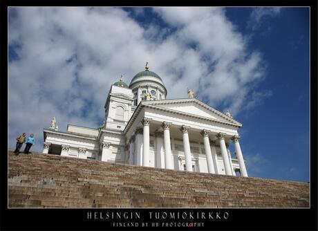 HB Helsingin Tuomiokirkko
