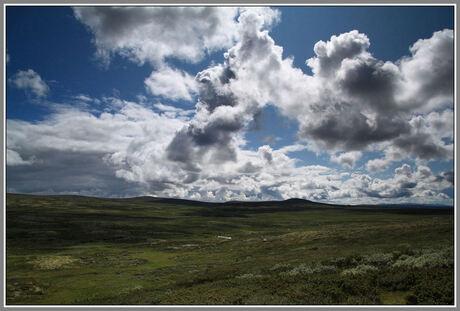 Noorse wolkenlucht