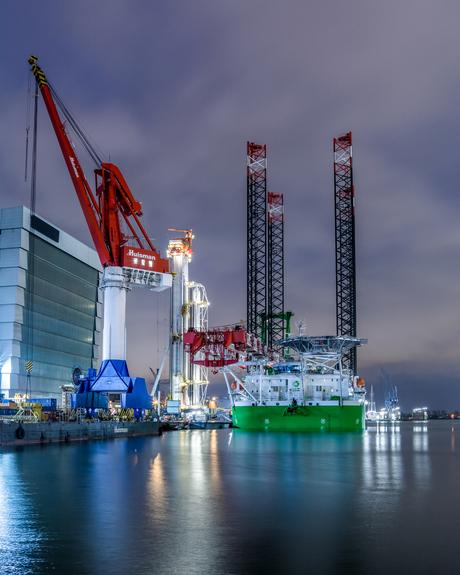De Rotterdamse haven ⚓