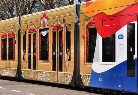 gouden koets tram