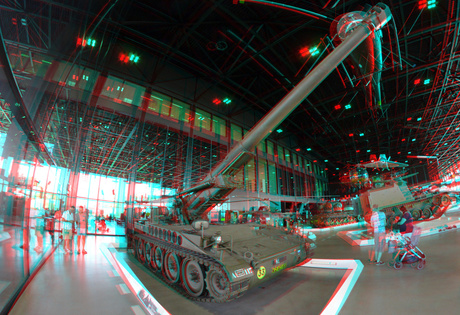 Nationaal Militair Museum Soesterberg 3D