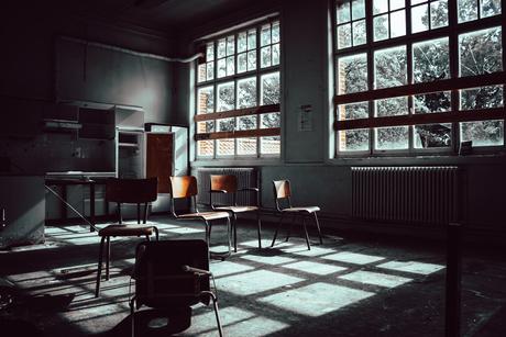 Back to School? No Way!