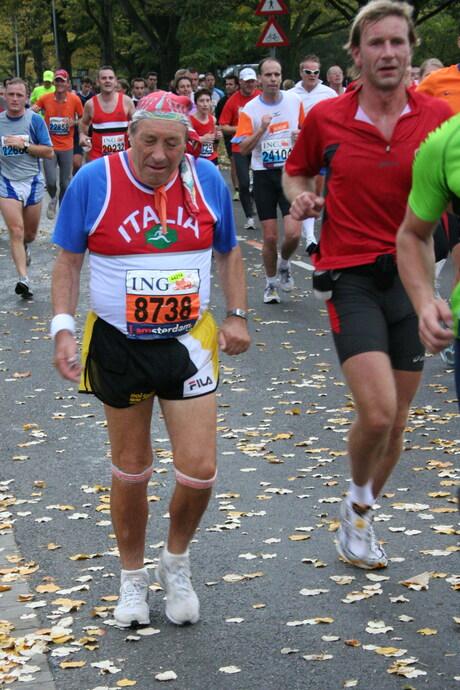 Marathon Amsterdam 2007